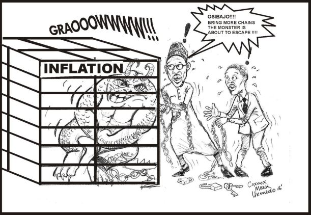 PIC. 5 BUHARI AND THE FIGHT AGAINST INFLATION