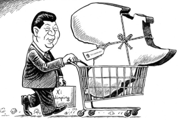 Xi Jinping on Africa
